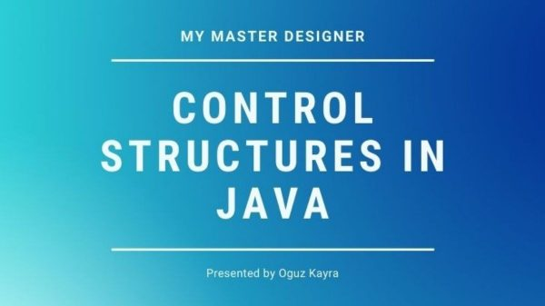 Control Structers In Java