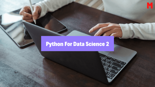 Python For Data Science (2)