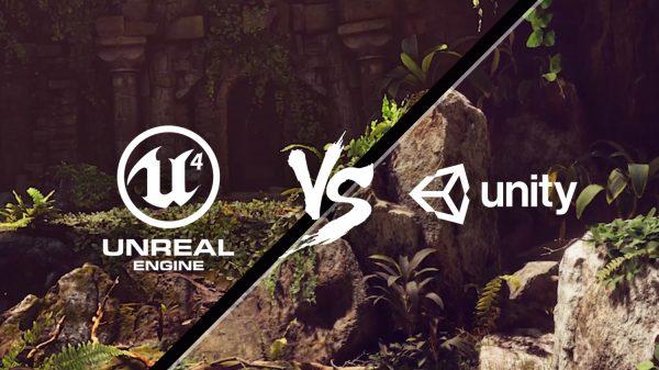 Unity Versus Unreal Engine