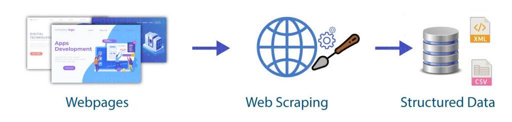 Web Scraping Workflow